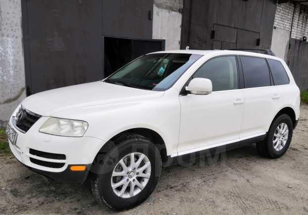 Volkswagen Touareg, 2005 год, 530 000 руб.