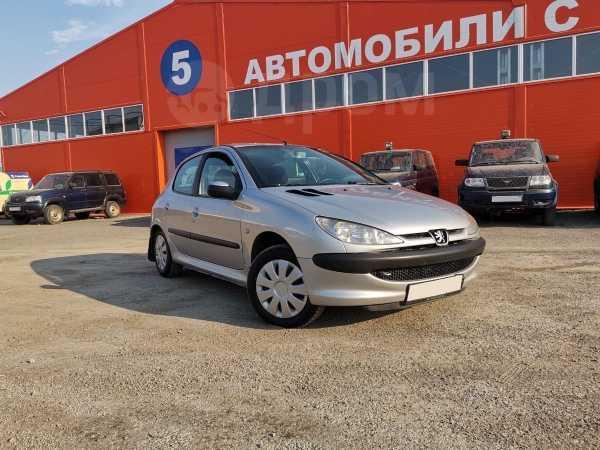 Peugeot 206, 2005 год, 185 000 руб.