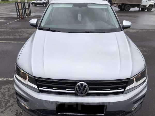 Volkswagen Tiguan, 2017 год, 1 450 000 руб.