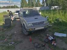 Новосибирск Pajero Mini 2000