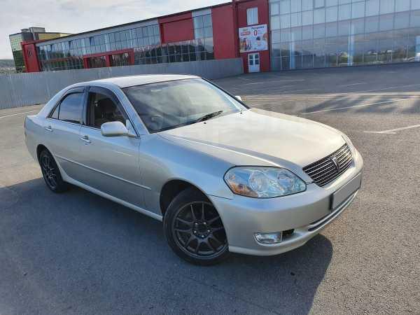 Toyota Mark II, 2002 год, 355 000 руб.