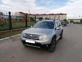 Кызыл Duster 2013