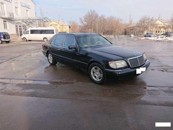 Mercedes-Benz S-Class, 1998 год, 650 000 руб.