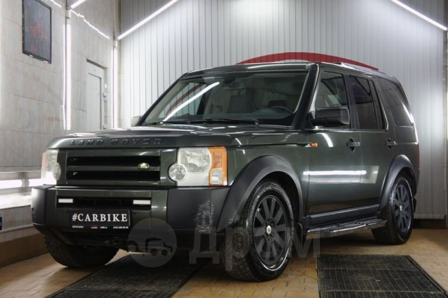 Land Rover Discovery, 2006 год, 599 000 руб.