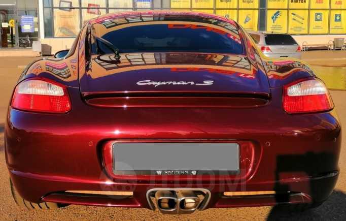 Porsche Cayman, 2009 год, 2 149 000 руб.