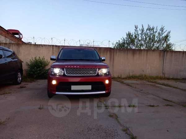 Land Rover Range Rover Sport, 2008 год, 650 000 руб.
