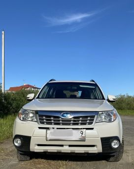 Салехард Forester 2012