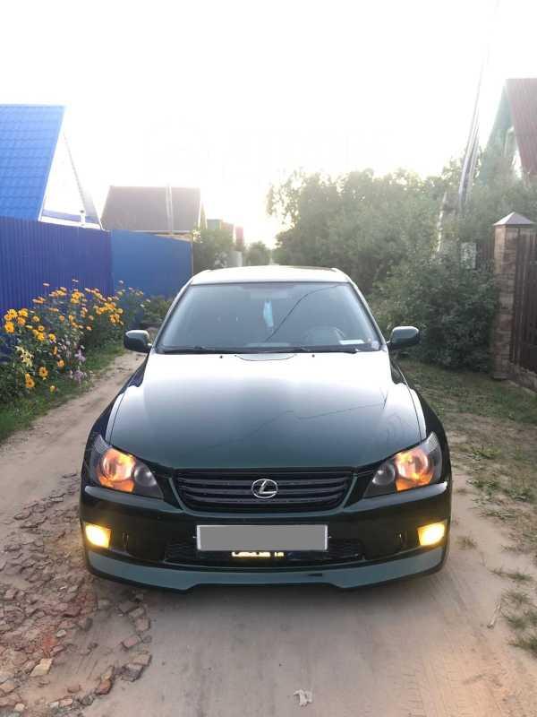 Lexus IS200, 1999 год, 380 000 руб.