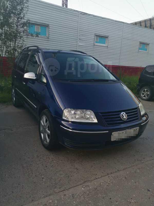 Volkswagen Sharan, 2006 год, 550 000 руб.