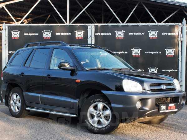Hyundai Santa Fe, 2005 год, 485 000 руб.