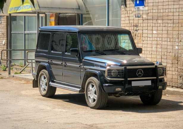 Mercedes-Benz G-Class, 2000 год, 1 000 000 руб.