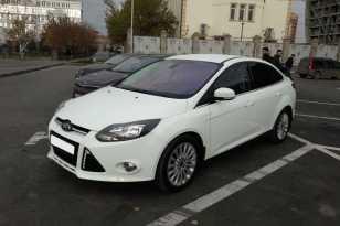 Грозный Ford Focus 2013