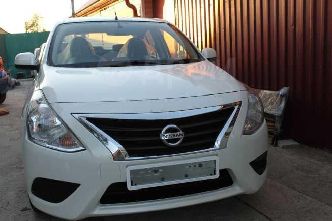 Nissan Latio, 2015 год, 592 000 руб.