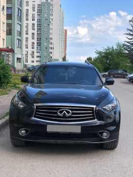 Уфа QX70 2015