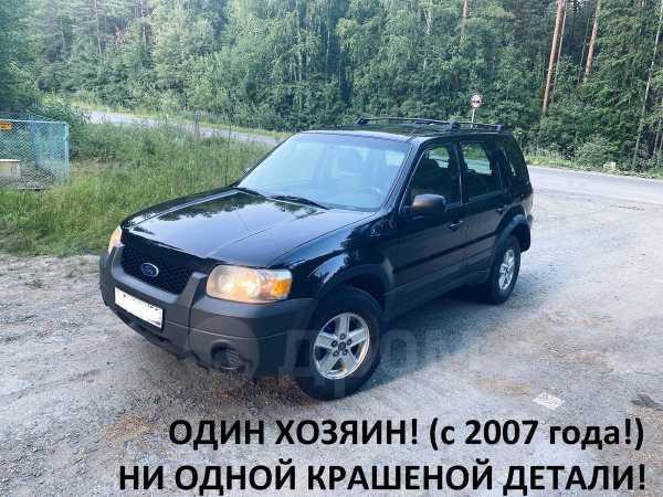 Ford Escape, 2004 год, 325 000 руб.