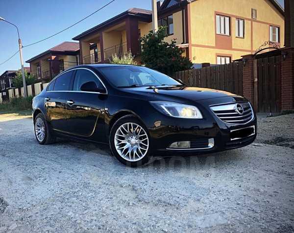 Opel Insignia, 2008 год, 539 000 руб.