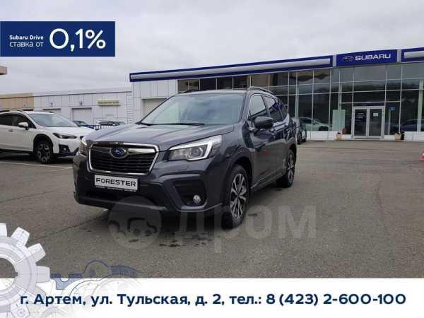 Subaru Forester, 2019 год, 2 604 900 руб.