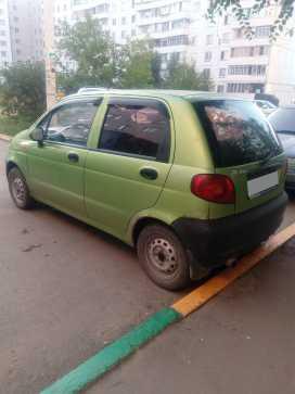 Омск Matiz 2007