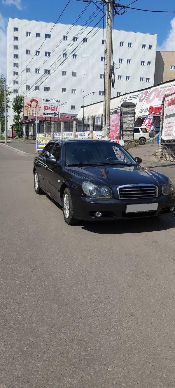 Hyundai Sonata, 2005 год, 230 000 руб.