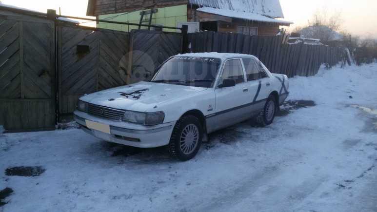 Toyota Mark II, 1989 год, 40 000 руб.