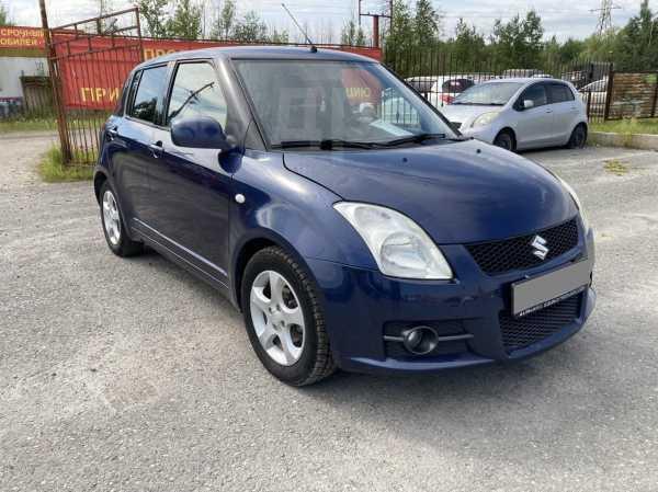 Suzuki Swift, 2007 год, 299 000 руб.