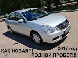 Улан-Удэ Nissan Almera 2017