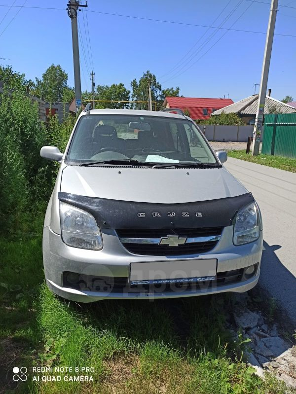 Chevrolet Cruze, 2001 год, 140 000 руб.