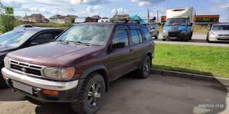 Новосибирск Pathfinder 1997