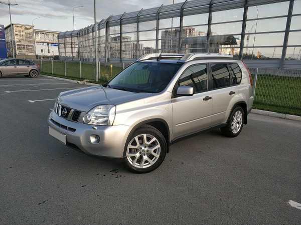 Nissan X-Trail, 2007 год, 635 000 руб.