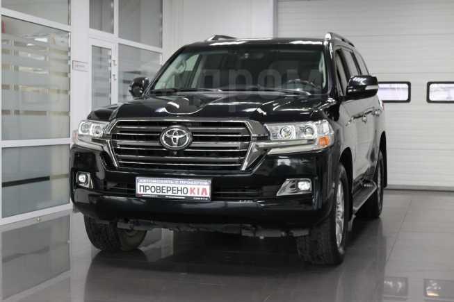 Toyota Land Cruiser, 2017 год, 4 177 000 руб.