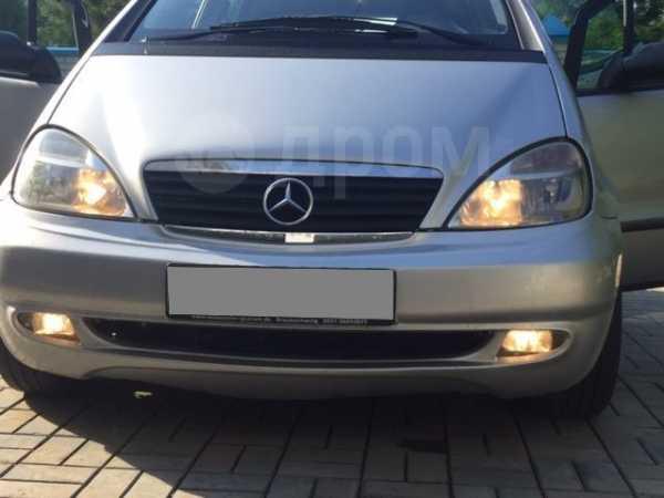 Mercedes-Benz A-Class, 2001 год, 260 000 руб.