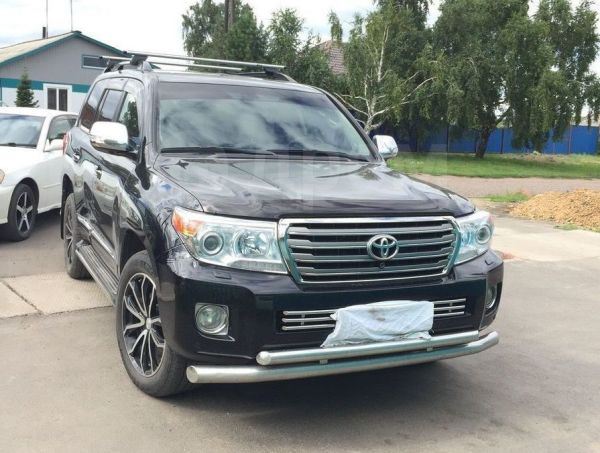 Toyota Land Cruiser, 2013 год, 2 510 000 руб.