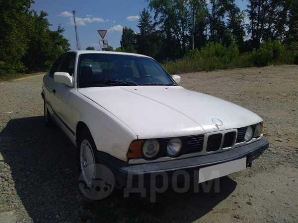 BMW 5-Series, 1991 год, 78 000 руб.