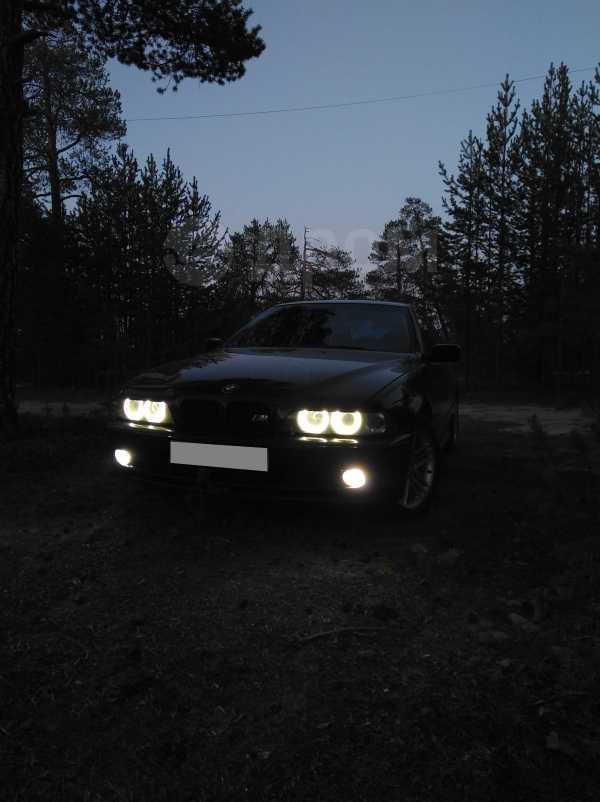 BMW 5-Series, 2003 год, 399 999 руб.
