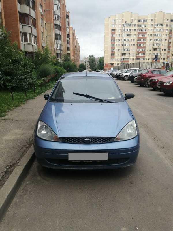 Ford Focus, 2002 год, 62 000 руб.