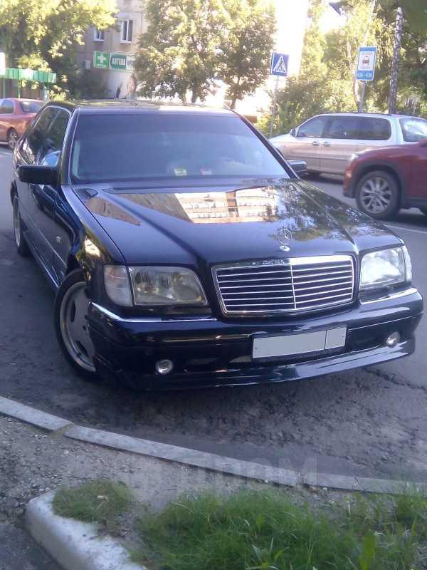Mercedes-Benz S-Class, 1998 год, 3 000 000 руб.