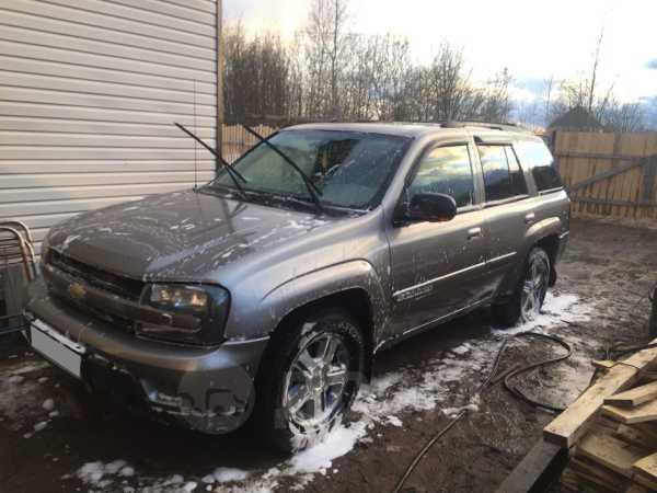Chevrolet TrailBlazer, 2005 год, 450 000 руб.