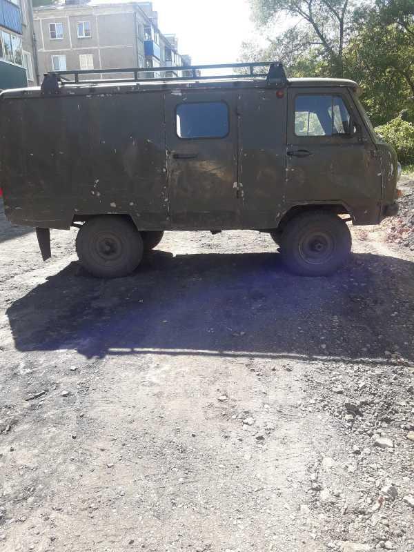 УАЗ Буханка, 1985 год, 70 000 руб.