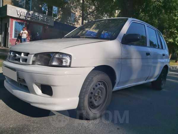 Ford Festiva, 1996 год, 135 000 руб.