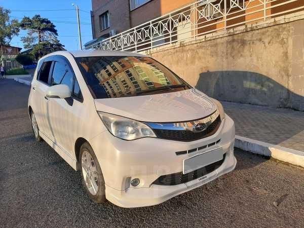 Subaru Trezia, 2011 год, 559 000 руб.