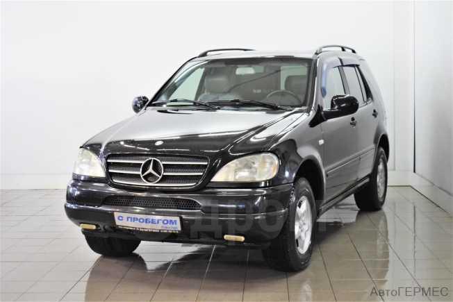 Mercedes-Benz M-Class, 2000 год, 315 000 руб.