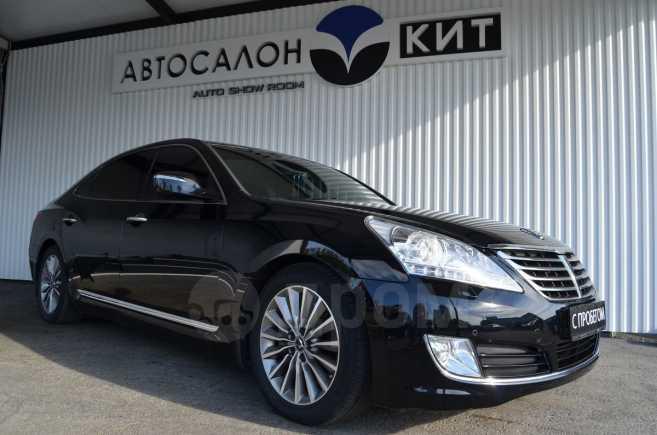 Hyundai Equus, 2013 год, 1 599 000 руб.