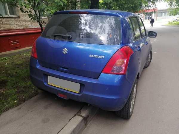 Suzuki Swift, 2008 год, 260 000 руб.
