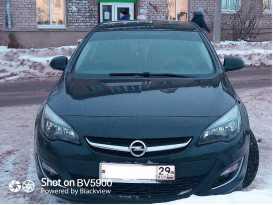 Котлас Opel Astra 2012