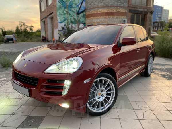 Porsche Cayenne, 2008 год, 945 000 руб.