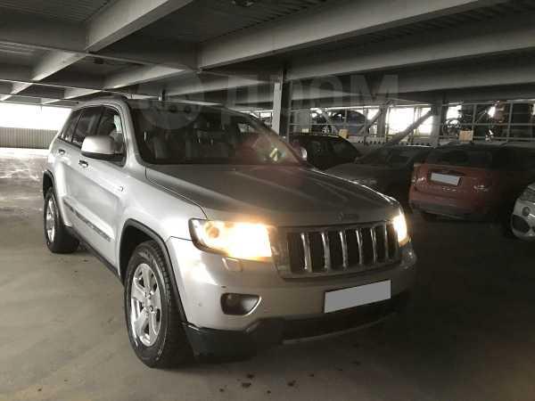 Jeep Grand Cherokee, 2012 год, 1 150 000 руб.