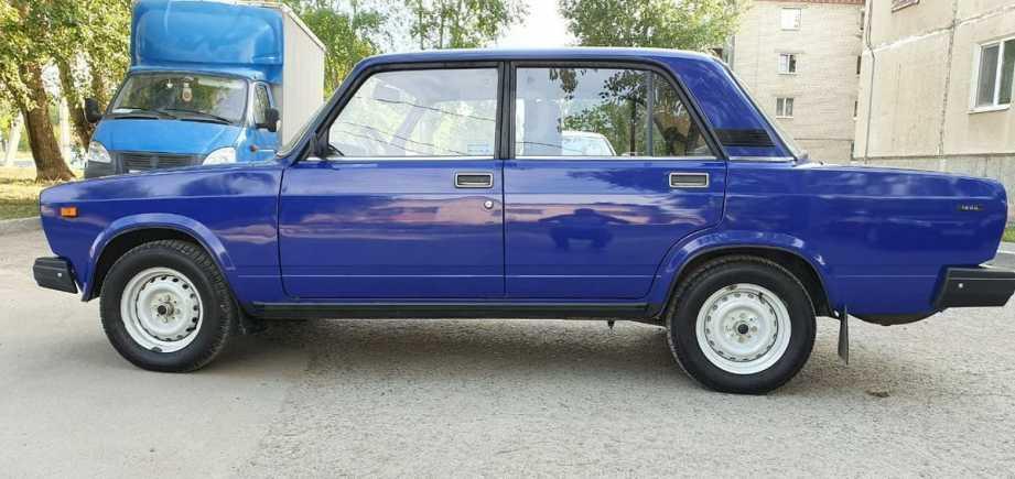 Лада 2107, 2001 год, 160 000 руб.