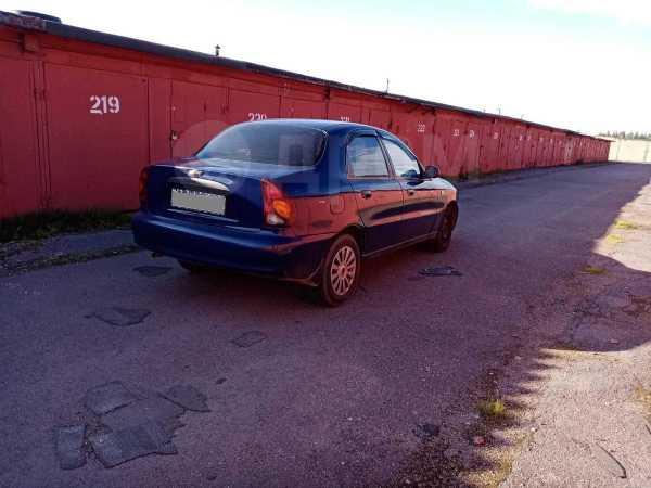 Chevrolet Lanos, 2009 год, 83 000 руб.