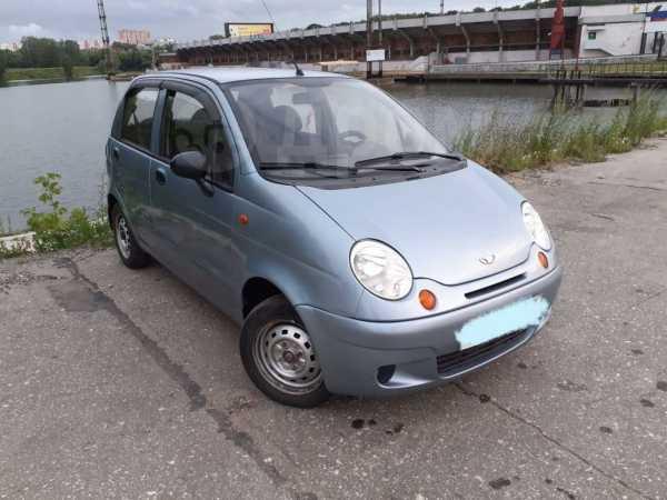 Daewoo Matiz, 2010 год, 102 000 руб.