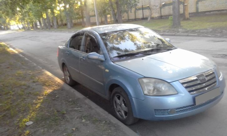Chery Fora A21, 2008 год, 90 000 руб.